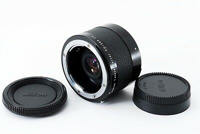 Excellent+++++ Nikon 2x Teleconverter TC-200 For Ai Nikon F Mount From Japan 824