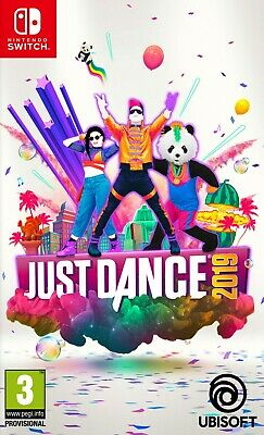 Just Dance 2019 (Switch) NEW AND SEALED - IN STOCK - QUICK DISPATCH - IMPORT
