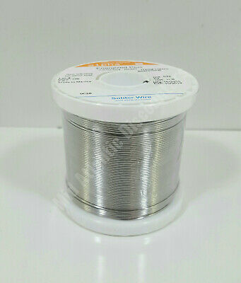Alpha Rosin Based Energized Plus Solder Wire .032 Dia 1 Lb Spool 60SN/40PB