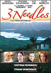 3 Needles (DVD, 2007) BRAND NEW / FACTORY SEALED / NEVER OPENED / FREE SHIPPING