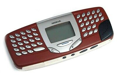 ☆ Nokia 5510 Red ☆ Handy Dummy Attrappe ☆