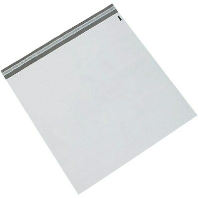 """Staples Poly Mailers 24"""" x 24"""" White 100/Case 1693953"""