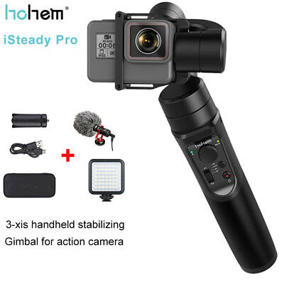 Hohem iSteady Pro 3-Axis Stabilizer for GoPro Hero For Phone for Sony RX0 YI