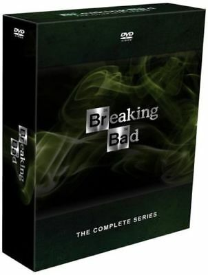 Breaking Bad The Complete Series DVD NEW SEALED