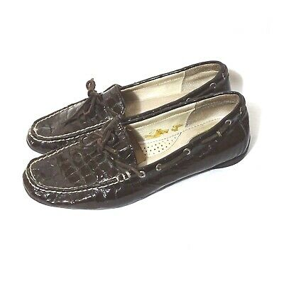Women's Shoes Sperry Top-sider Purple/pink Plaid Boat Shoes Womens Size 7.5m 9101957 Comfort Shoes