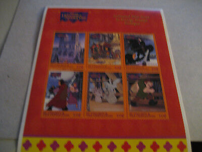 St. Vincent & The Grenadines 1996 The Hunchback Of Notre Dame- Animated Film