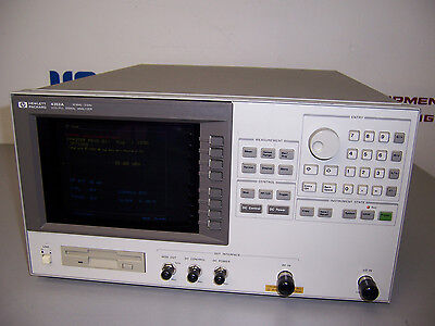 8467 Hp 4352A Vco/Pll Signal Analyzer 10Mhz - 3Ghz