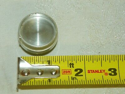 Vintage Console RCA Stereo SILVER KNOBS ONLY