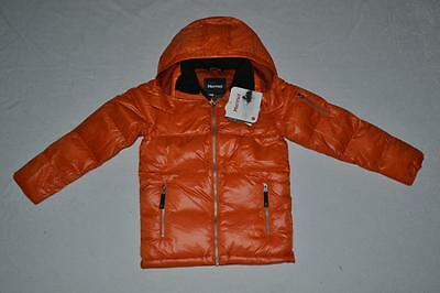 MARMOT BOYS  STOCKHOLM JACKET STEEL L AUTHENTIC BRAND NEW WITH TAGS *DESCRIPTION
