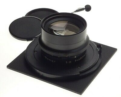 Rodenstock Apo-Ronar 1:9 f=480mm 19 inch large format lens 1:9/480mm used clean