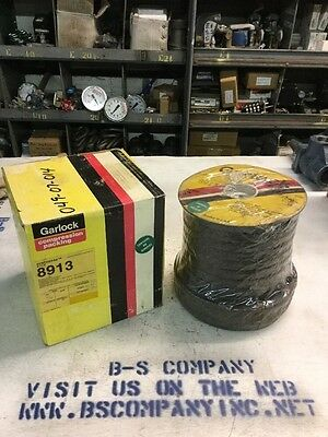 "Garlock Synthepak Compression Packing 11/16"" Style 8913 10lb Box"