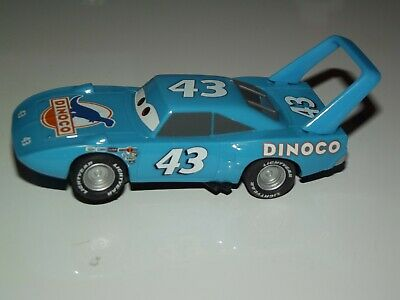 M026 Carrera GO   61148 Disney Cars Dinoco - The-King  Slotcar 1:43
