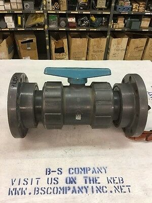 "True Union Ball Valve Asahi AV 4"" Flanged 150psi"