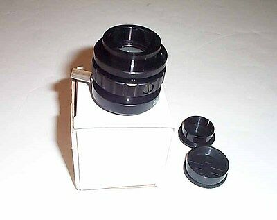 Fisher AMG Video C-Mount for Microscope Photography 0.5X