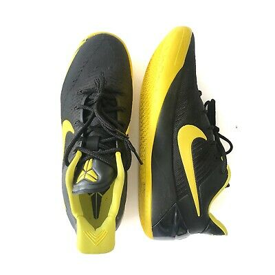 c0df3f65e46 Men s Nike Kobe A.D. Oregon Ducks. Black   Yellow   Strike. 922026-001
