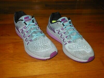 733ad9f38497d Nike Air Zoom Vomero 10 running shoes Women s sz 11 M EU 43 Excellent cond