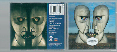 Pink Floyd – The Division Bell CD Made in UK