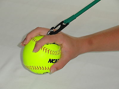 "11"" Softball""Single"" Pitching/Throw Resistance Training Aid, PowerArm 8-12 YOA"