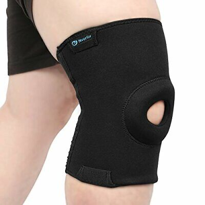 00c50360c4 6XL Plus Size Knee Sleeve Large Legs Support Running Joint Pain Relief  Arthritis