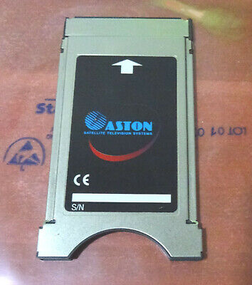 Aston Cam Modul CI PC Card Satellite Television Systems