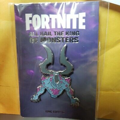 Fortnite Save The World Collectible Storm King Pin Feel free to make offer! PM