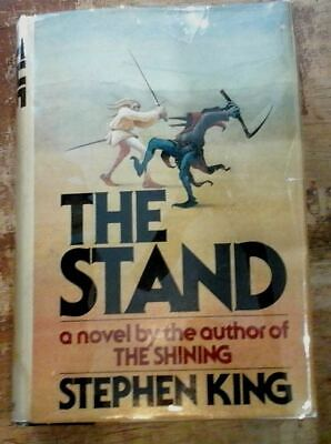 The Stand by Stephen King.    (Hardcover, 1978)
