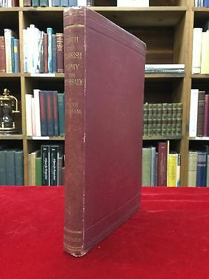 Clive Bigham / WITH THE TURKISH ARMY IN THESSALY First Edition 1897