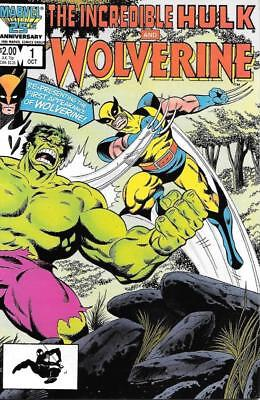 Incredible Hulk and Wolverine 1 reprints 181 1st Wolverine SKUC24959 25% Off!