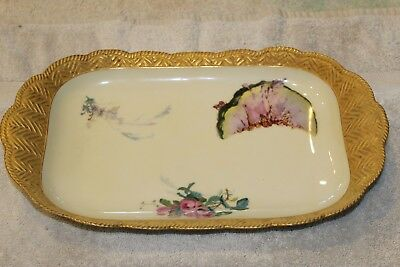 Antique Limoges Haviland & Co. France Hand Painted China Circa 1881 48 pieces.