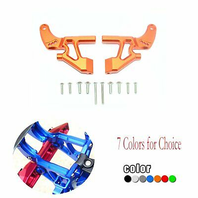 RC Car Alloy Rear Wing Mounting Arm Refit Kit for TRAXXAS E-REVO 2.0 86086-4
