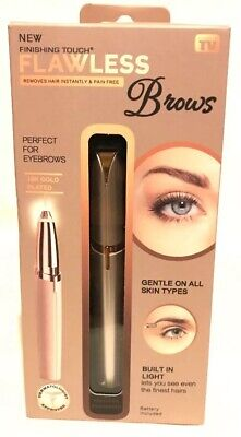 FINISHING TOUCH Flawless Brows Perfect for Eyebrows Removes Hair Instantly