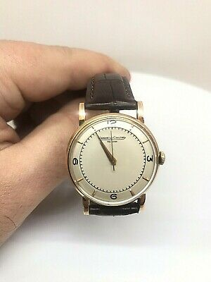 Watch Jaeger-Le-Coultre Vintage, Mechanical, Housing Gold 18 Carat