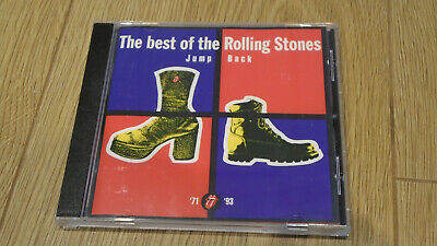 THE BEST OF the Rolling Stones   JUMP BACK     CD