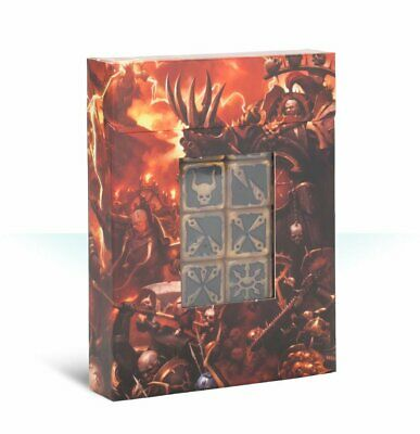 Pre-Order Warhammer 40,000 -- Chaos Space Marines Dice