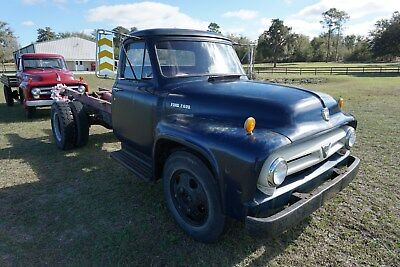 1953 Ford F-100 50th Anniversary