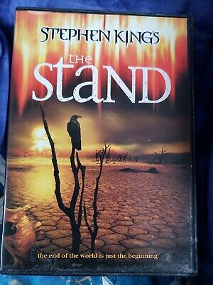 "DVD Stephen King's ""The Stand"" 2-disc set"