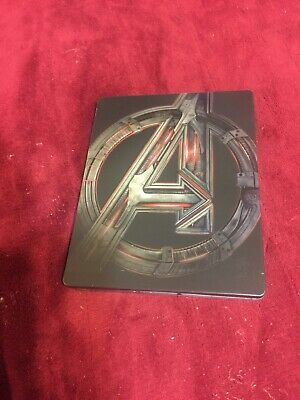 Avengers: Age of Ultron (Blu-ray Disc ONLY