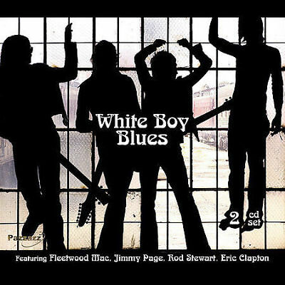 Various Artists - White Boy Blues / Various [New CD] New Sealed