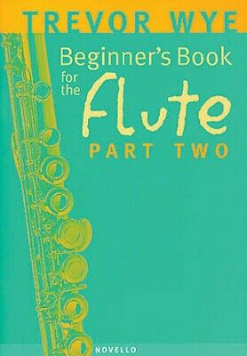 Beginner's Book for the Flute Part Two Book NEW 014003810