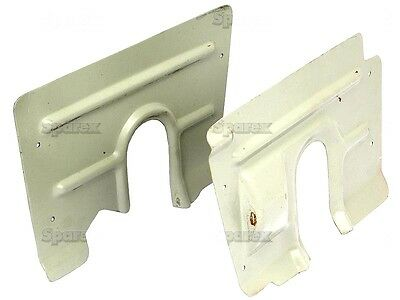 Steering Box Cover Panel Set Fits Fordson Dexta Super Dexta Tractors