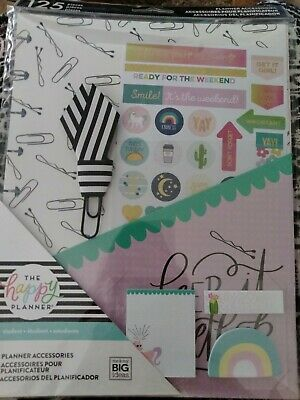 ME & MY Big Ideas The Happy Planner EVERYDAY Accessories 301