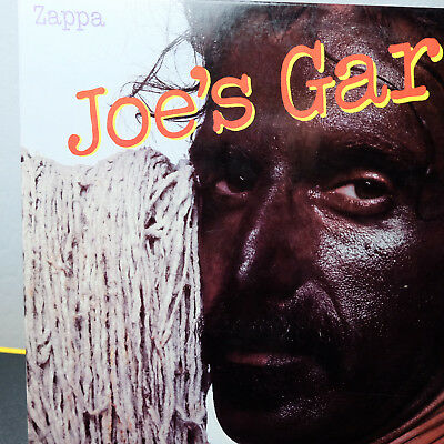 1979 Frank Zappa - Joe's Garage Act 1 LP Record - SRZ 1 1603 - VG++ / VG++