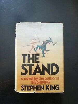 Stephen King The Stand Hardcover