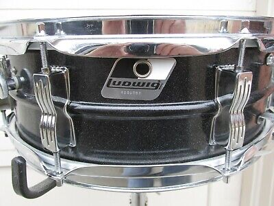 "Ludwig 5""x14"" Acrolite (Blacrolite) Snare Drum International Shipping   Welcome!"