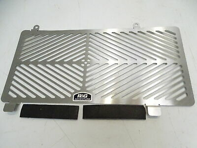 2008-2018 R&G BMW F800GS Stainless Steel Radiator Guard RG.SRG0005.SS