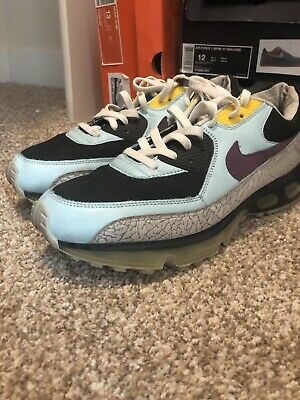 cheap for discount 69518 f45c9 Nike Air Max 90 360 One Time Only Sz 12 315351 451