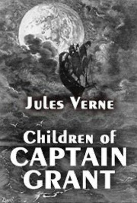 Audiobook CHILDREN OF CAPTAIN GRANT by Jules Verne  no CD MP3