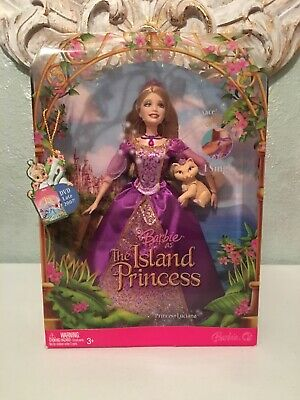 Mattel • Barbie Doll The Island Princess Princess Luciana 2007