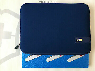 Collector's Case for Victorinox Swiss Army knife ALOX (93 mm) ***DARK BLUE***