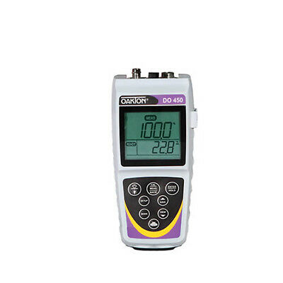 Oakton WD-35640-32 Eutech DO 450 Dissolved Oxygen/Temperature Meter